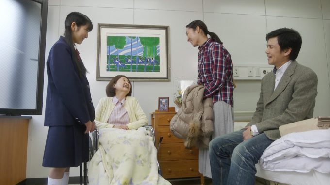 オリックス生命保険Webドラマ